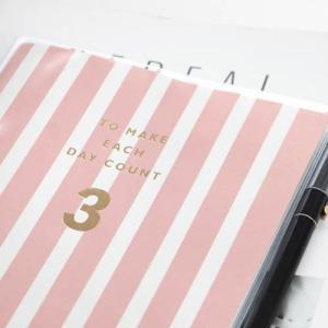 [韓国雑貨]とりあえず3ヶ月だけ! 短期集中型 3ヶ月プランナー[スタディープランナー][スケジュール帳][韓国 お土産][可愛い][かわいい][文具]|seoul4|04