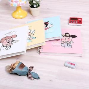 [韓国雑貨]退屈しない楽しいお勉強の気分に jany study planner《選べる2冊セット》[スタディープランナー][スケジュール帳][文具]|seoul4