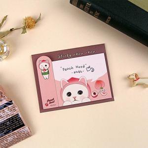 [韓国雑貨]=JETOY= ねこ好きさんのための にゃんこがコスプレするポストイット《選べる3つセット》[韓国 お土産][可愛い][かわいい]TBT856799|seoul4|02