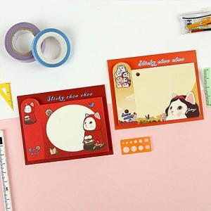 [韓国雑貨]=JETOY= ねこ好きさんのための にゃんこがコスプレするポストイット《選べる3つセット》[韓国 お土産][可愛い][かわいい]TBT856799|seoul4|03