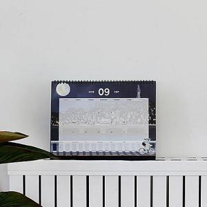 [韓国雑貨]THE BONBON DESK VALENDAE L ≪2018年韓国暦≫ [カレンダー] [輸入雑貨] [文房具] [文具] [かわいい]|seoul4|05