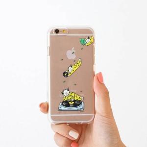 [韓国雑貨]-SSBA- アジャシのアイフォンカバー iPhone6s/7/8≪選べる3タイプ≫[韓国 お土産][可愛い][かわいい][文房具][文具]|seoul4