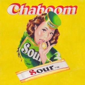 CHABOOM / SOUR (1ST EP) [CHABOOM][CD] seoul4