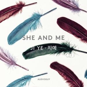 ジエ / SHE AND ME[ジエ][韓国 CD]|seoul4