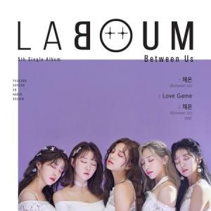 LABOUM / BETWEEN US (5TH シングルアルバム)[韓国 CD]|seoul4
