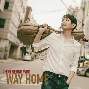 チョン・スンウ / WAY HOME (2集)[韓国 CD]|seoul4