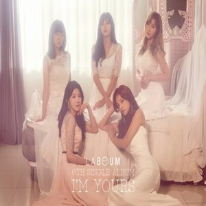 LABOUM / I'M YOURS (6TH ミニアルバム)[韓国 CD]|seoul4