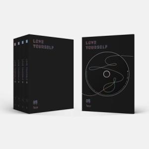 防弾少年団 (BTS) / LOVE YOURSELF 轉 'TEAR' (4種から1種ランダム)[防弾少年団 (BTS)][CD]