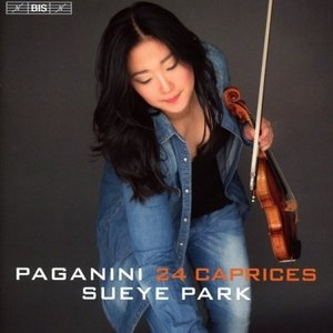 パク・スエ / PAGANINI - 24 CAPRICES OP.1[パク・スエ][クラシック][韓国 CD]|seoul4