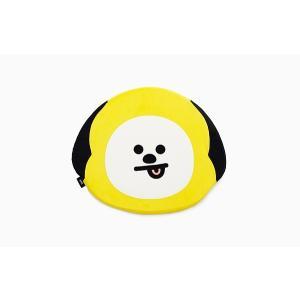 [韓国雑貨]=BT21公式グッズ= 顔面にどっかり座って! フェイス座布団 <CHIMMY> [防弾少年団][かわいい][BTS][バンタン]|seoul4