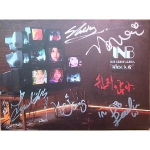1NB /[プロモ用CD]簡単じゃない ※直筆サインCD[1NB][韓国 CD]|seoul4