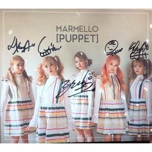 MARMELLO /[プロモ用CD]PUPPET ※直筆サインCD[MARMELLO][韓国 CD]|seoul4