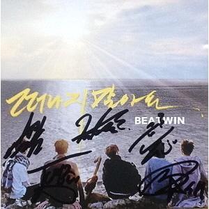 BEATWIN /[プロモ用CD]残してない[Beat Win]※直筆サイン入り[韓国 CD]|seoul4
