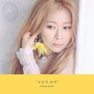LALASWEET /[プロモ用CD]今日の天気[LALASWEET][韓国 CD]|seoul4