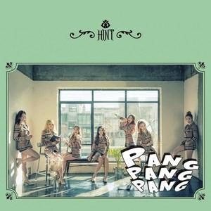 HINT /[プロモ用CD]PANG PANG PANG[韓国 CD]|seoul4