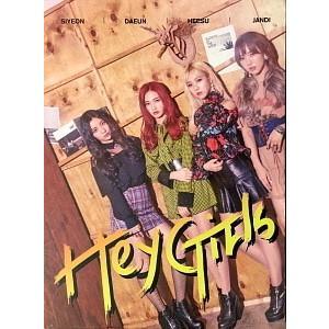 HEY GIRLS /[プロモ用CD]君じゃなきゃNo[韓国 CD]|seoul4