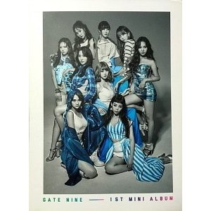 GATE NINE /[プロモ用CD]1ST ミニアルバム[韓国 CD]|seoul4