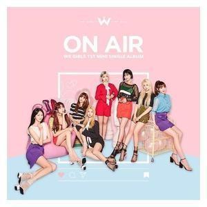 WE GIRLS /[プロモ用CD]ON AIR[韓国 CD]|seoul4
