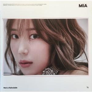 ミア(Mia) /[プロモ用CD]Not A Fairytale[韓国 CD]|seoul4