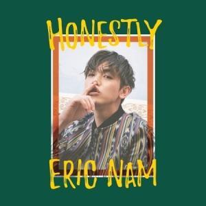 エリック・ナム (ERIC NAM) / HONESTLY (3RD MINI ALBUM)[エリック・ナム (ERIC NAM)][CD]