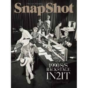IN2IT / SNAPSHOT(SINGLE ALBUM) BACKSTAGE VER.[IN2IT][CD]