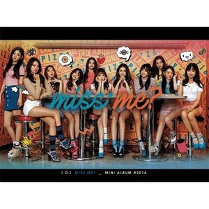 I.O.I / MISS ME? (2ND MINI ALBUM)(再発売)[I.O.I][CD]