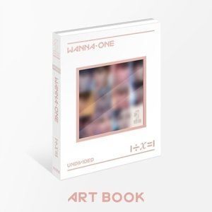 WANNA ONE / – 1÷Χ=1 (UNDIVIDED) (SPECIAL ALBUM) ART BOOK VER.[WANNA ONE][CD]