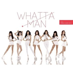 I.O.I / WHATTA MAN (SINGLE ALBUM)(再発売)[I.O.I][CD]
