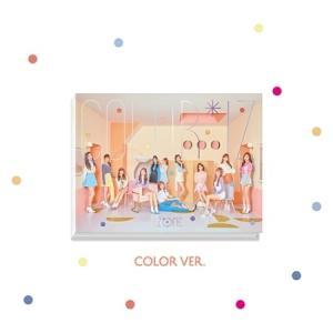 IZ*ONE(アイズワン) / COLOR*IZ (1ST ミニアルバム) COLOR VER.[韓国 CD]|seoul4