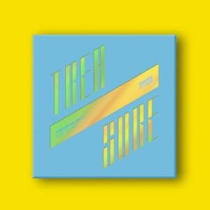 ATEEZ / TREASURE EP.3 : ONE TO ALL (3RD ミニアルバム) WAVE Ver.[韓国 CD]|seoul4