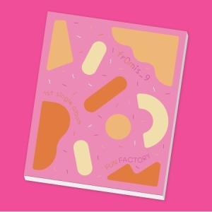 FROMIS_9 / FUN FACTORY (1ST シングルアルバム) Factory ver.[韓国 CD]|seoul4