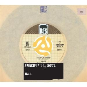 ナオル (EX.BROWN EYES) / Principle Of My Soul (1集・通常版)(再発売)[BROWN EYES][CD]