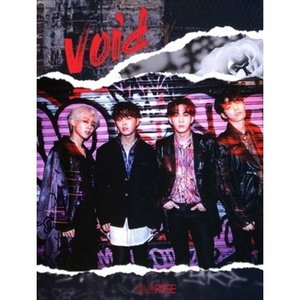 THE ROSE / VOID(1ST MINI ALBUM)[THE ROSE][CD]