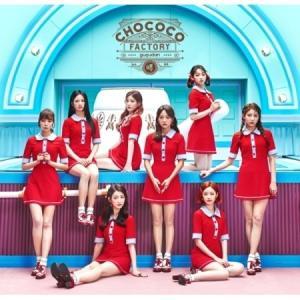 GUGUDAN / Chococo Factory (1ST SINGLE ALBUM) [GUGUDAN][CD]|seoul4