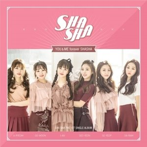 SHA SHA / YOU&ME FOREVER SHASHA (SINGLE ALBUM) [SHA SHA][CD]