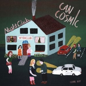 COSMIC BOY / CAN I COSMIC (1ST EP) [COSMIC BOY][韓国 CD]|seoul4