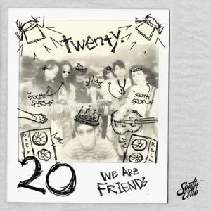 ナム・テヒョン (SOUTH CLUB) / 20 (2ND EP) [ナム・テヒョン (SOUTH CLUB)][CD]