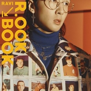 (予約販売)RAVI / R.OOK BOOK (2ND MINI ALBUM) [RAVI][韓国 CD]|seoul4