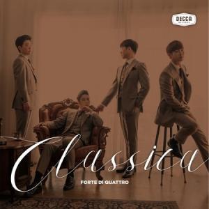 FORTE DI QUATTRO / CLASSICA (2集)[韓国 CD]|seoul4