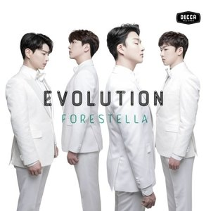 FORESTELLA / EVOLUTION (1集) [FORESTELLA][CD]