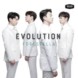 FORESTELLA / EVOLUTION (1集)[FORESTELLA][韓国 CD]|seoul4