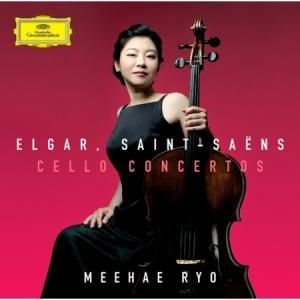 ヨ・ミヘ / ELGAR - CELLO CONCERTO IN E MINOR, OP.85 / SAINT-SAENS - CELLO CONCERTO NO.1 OP.33 [クラシック][韓国 CD]|seoul4