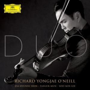 リチャード・ヨンジェ・オニール / DUO[リチャード・ヨンジェ・オニール][韓国 CD]|seoul4
