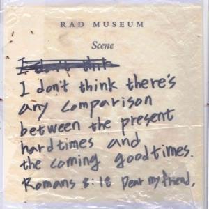 (予約販売)RAD MUSEUM / SCENE (1ST EP)[RAD MUSEUM][CD] seoul4