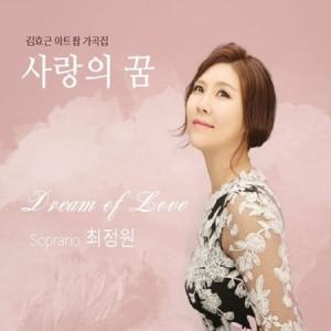 チェ・ジョンウォン / 愛の夢 (キム・ヒョングン アートポップ歌曲集)[韓国 CD]|seoul4