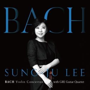 イ・ソンジュ / バッハ:ヴァイオリン協奏曲[CD]|seoul4