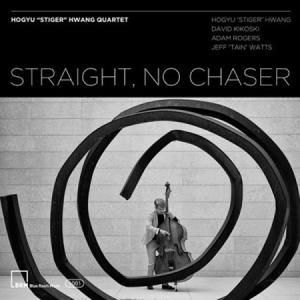 ファン・ホギュ / STRAIGHT, NO CHASER [ファン・ホギュ][ジャズ][CD]|seoul4