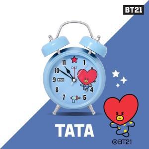 =BT21公式グッズ=[バンタン][BTS]レトロな形の目覚まし時計《TATA》[防弾少年団][可愛い][かわいい][韓国雑貨][韓国 お土産]|seoul4
