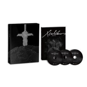 (ミュージカルOST)エクスカリバー(3CD+フォトブック) (通常販売版)[オリジナルサウンドトラック サントラ][韓国 CD]
