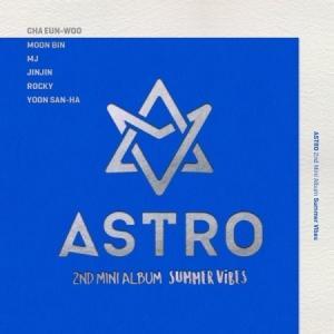 ASTRO / SUMMER VIBES (2ND MINI ALBUM) [ASTRO][CD]